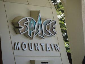 Space Mountain Tokyo