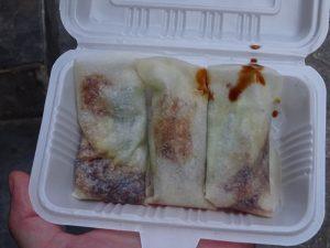 Beijing Street Food Duck Tacos
