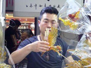 Beijing Street Food Sugar Sculpture