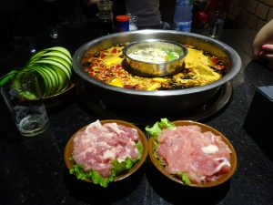 Hot Pot restaurant Beijing